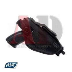 Strike systems - Holster de ceinture - MK23, DE 50AE - noir