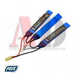 17457 ASG - Batterie LiFE 9,9V 1000Mah 20C