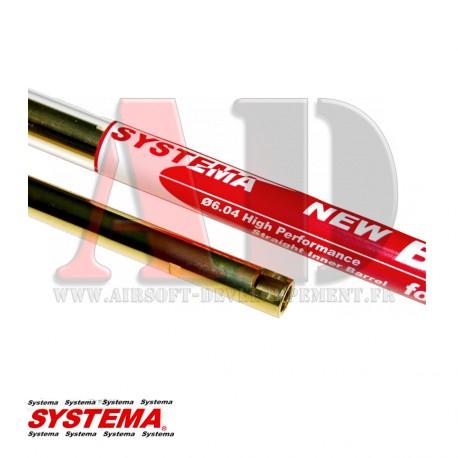SYSTEMA - Canon de précision 6.04 mm x 590mm