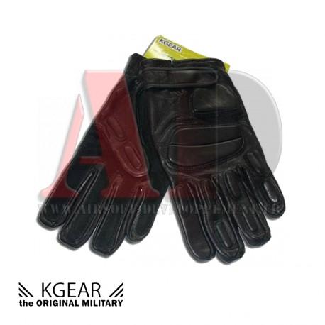 KGEAR - Gants cuir modèle GIP - taille L
