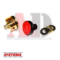 SYSTEMA - Kit têtes de piston et cylindre silencieuses V3