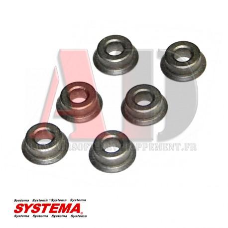 SYSTEMA - Paliers 6 mm ( Bushings )