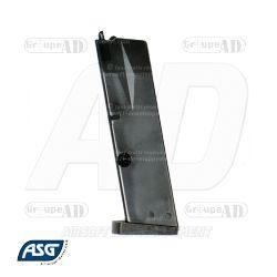 11556 ASG - M92F gaz NBB chargeur 21 billes