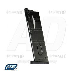 12632 ASG - M92FS GAS MAGAZINE 25 BBS