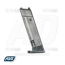 12717 ASG - M92FS SPRING MAGAZINE 12 BBS BLACK