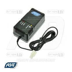 13943 ASG - Chargeur 4 à 10 accus - 700 Mah - FDS Fin de Série