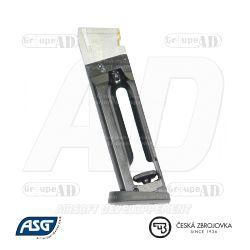 15596 ASG - CZ 75D Compact Co2 chargeur 16 billes