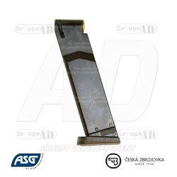 15889 ASG - CZ 75 COMPACT GAS MAGAZINE 15 BBS