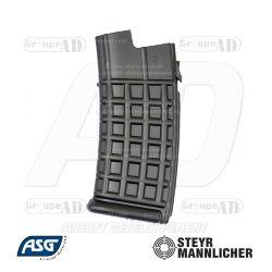 16537 ASG - STEYR AUG A1, A2, A3 MAGAZINE 330 BBS