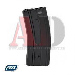 17028 ASG - M4, M15, M16 series AEG chargeur 300 billes