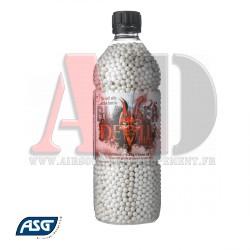 16174 ASG BLASTER DEVIL - Billes 0,25gr x6000